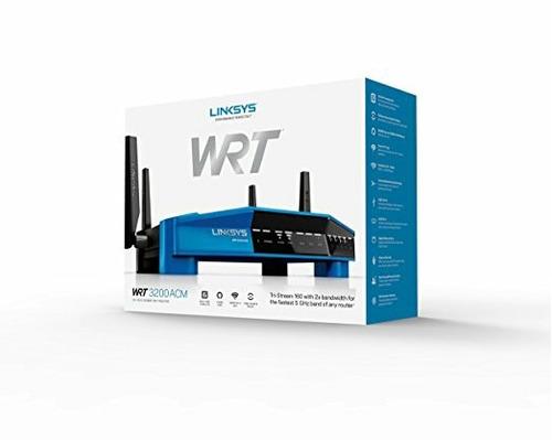 Linksys Wrt3200acm Ac3200 Mu-mimo Gigabit Wi-fi Router