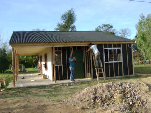 Casas prefabricadas viviendas rolon