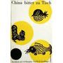 China Bittet Zu Tisch Ein Kochbuch Von W. M. Treichlinger