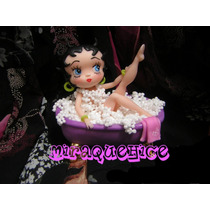 Adorno Betty Boop En Porcelana Fría