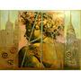 Cuadro Arte Decorativo Personaje Por Jorge Calvo