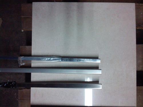 Listel de acero inoxidable guarda precio metro lineal for Precio metro lineal granito nacional