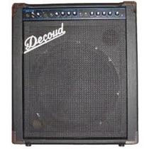 Amplificador Multiuso P/guitarra Teclado Voz Decoud Mo-120 W