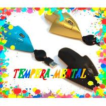 Mouse Puntero Usb Optico Flecha - Temperamental Regalos