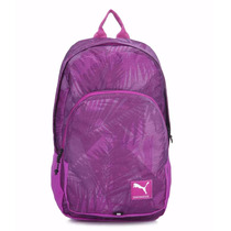 Mochila De Mujer Puma Modelo Academy Backpack. Originales