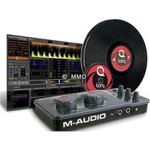 Interface Control Dj M-audio Torq Conectiv Vinyl Usb Envios