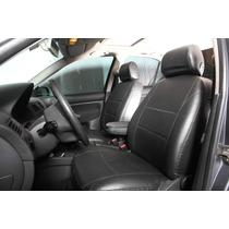Fundas Asientos Cuerina Premium Fiat Punto 2005-12 -carfun-