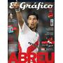 Revista Grafico 4371 Abreu River Bobby Fischer Julio Cruz