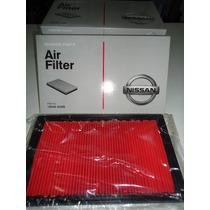 Filtro De Aire Original Nissan Xtrail Diesel En Caja