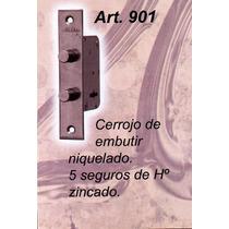 Cerrojo Van2000 901 Placard Vandos Siper#