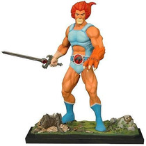 Thundercats - Lion-o - Resin Statue - Nueva!!!