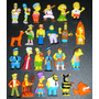 Coleccion Completa Muñequitos Simpsons Chocolatin Jack 2007