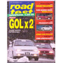 Revista Road Test Nº59 Vw Gol Peugeot 406 Ford Mondeo Diese