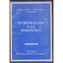 Introducción A La Semiología.federico Pérgola