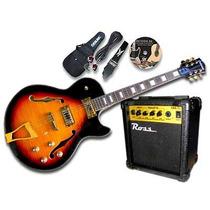 Combo Guitarra Electrica Crimson 175 Seg273 Vs Garantia