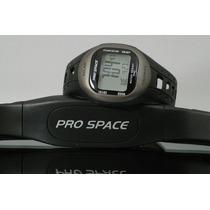 Reloj Pro Space Pulsometro Calorias 50 Laps 50m Wr 10 Memory