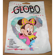 Globo Metalizado Minnie