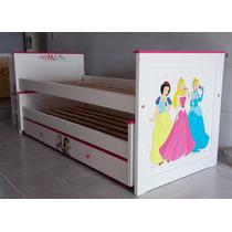 Cama auto infantil camas de 1 plaza en mercadolibre for Cama nido de 1 plaza