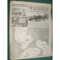 Diario Gaceta Marinera Guerra Malvinas Falklands 483 Avances