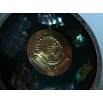 Medalla De La Cultura Chilena Metal Y Nacar