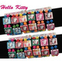 Pulseras De Hello Kitty. Ideal Para Souvenir. Colores Varios