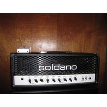 Cabezal Soldano Hot-rod 50 Plus