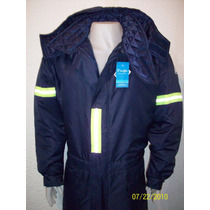 Mameluco Overol Termico Impermeable Ropa Trabajo Work Suit