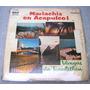 Mariachis En Acapulco - Vargas De Tecalitlan Disco Vinilo *