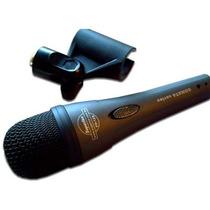 Microfono Dinamico Superlux Fh12s Vocal Con Estuche Y Pipeta