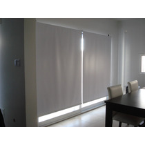 Cortinas Roller Rosario - Blackout Y Screen - Factura A Y C