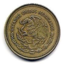 Mexico Moneda De Bronce De 1000 Pesos Año 1988