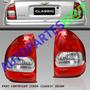 Faro Chevrolet Corsa Classic 4 Puertas 99 Al 2010 Traseros