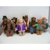 Colección Completa Mc Donalds Disney Country Bears Única Usa