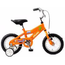Bicicleta Rodado 12 P/ Varon Cosmo Pets Olmo Original Jiujim