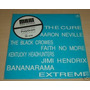Jimi Hendrix The Cure Maxi Simple Vinilo Argentino Promo