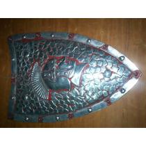 Escudo Medieval De Aluminio