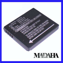 Bateria P/ Panasonic Cga-s009 Cga-s/106c S/106b Dmc-f3 Ft1