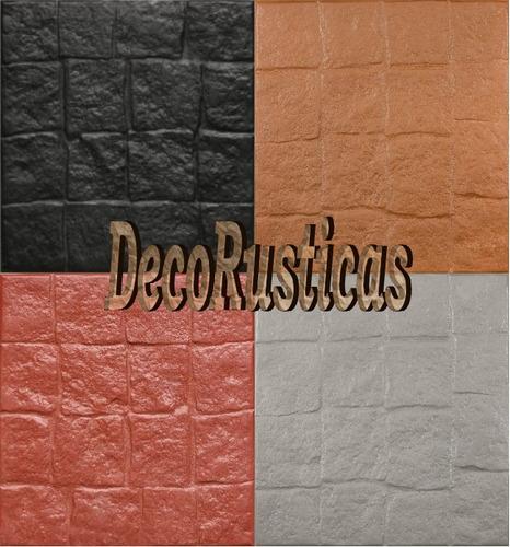 Baldosones baldosas mosaicos pisos veredas adoquin y lajas - Pintura para baldosas precio ...