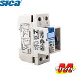 Disyuntor Diferencial Bipolar 40a 2x40 Sica Electro Medina
