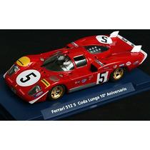 Ferrari 512 Fly Cars Models Autos Para Pistas De Scalextric