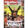 El Gráfico 4011 E- Velez Campeon/ Nacho Gonzalez- Racing