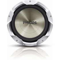 Philips Woofer Automovil 400w Rms / 1600w