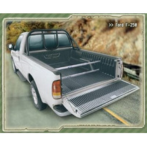 Cobertor De Caja Ford F-100 Duty C/ Simple B/p 8 Pies (11333