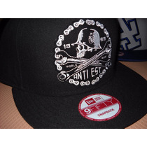 Gorra New Era Metal Mulisha Skate Motocross Skull Harley