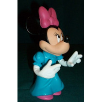 Disney Minnie Coleccion Mc Donald's Articulada Novia Mickey