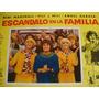 Afiche Cine - Escandalo En La Familia - Pintos-nini Marshall