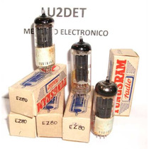 Valvulas Electronicas Ez80 / 6v4 Nos Nib Tunsgram