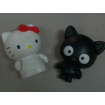 Set De Muñecos Kitty Y Chococat - Mc Donalds
