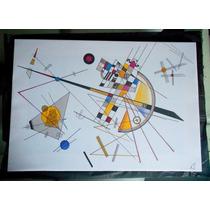 Cuadros Vasili Kandinski En Tela Canvas Y Laminas