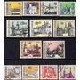 Checoslovaquia 2 Series Completas X 13 Usados Ciudades 1965